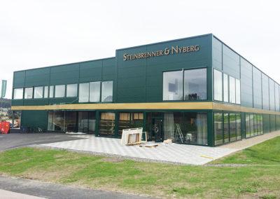 Bageri, Steinbrenner & Nyberg