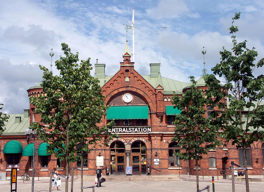 Borås centralstation